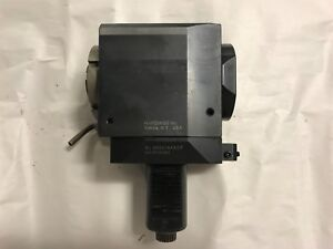 Hardinge Bl0000144acf Vdi Radial Live Tool Holder From A Talent 10 78 Used