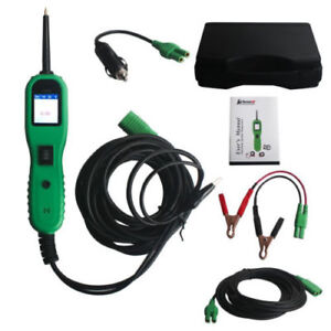 Auto Electric Circuit Tester Power Probe Kit Diagnostic Scan Tool With Switch