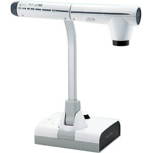 Elmo 1349 Tt 12id Interactive Document Camera 96x Total Optical 3 4mp Cmos