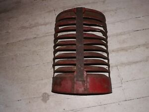 Vintage International Farmall Ih Tractor Grill Grille