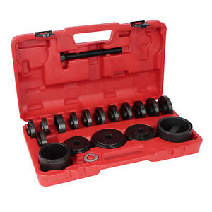 Abn 23 Piece Front Wheel Drive Wheel Bearing Removal And Installation Tool Set