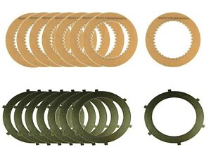 Steering Clutch Disc Set For John Deere Jd Crawler Dozer Models 420 430 440 1010