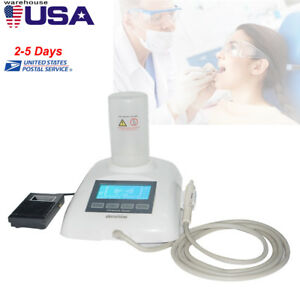 Lcd Dental Piezo Ultrasonic Scaler Cavitron Self Contained Water Teeth Cleaning