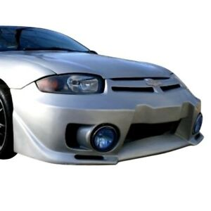 For Chevy Cavalier 03 05 Evo Style Fiberglass Front Bumper Cover Unpainted