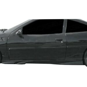 For Chevy Cavalier 95 99 Ait Racing Vs 2 Style Fiberglass Side Skirts Unpainted