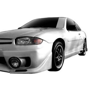 For Chevy Cavalier 03 05 Ait Racing Evo Style Fiberglass Side Skirts Unpainted