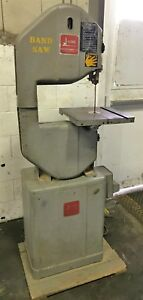 J line Vertical Band Saw