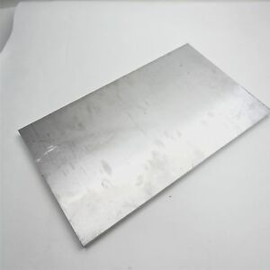 75 Thick 3 4 Aluminum 6061 Plate 12 X 24 Long Sku 180117