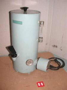 Branstead Wx 11 Electrothermal Paraffin Wax Dispenser 120v 9a 1000w Free S