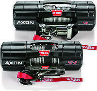 Warn Winch 4500 Axon 45 S Synthetic Rope 101140