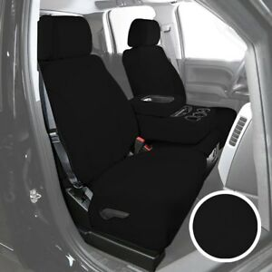 For Toyota Pickup 89 95 Saddleman Neosupreme 1st Row Black Custom Seat Covers