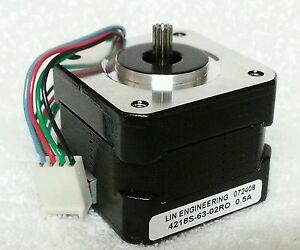 Lin Engineering 4218s 63 02ro Motor Nos