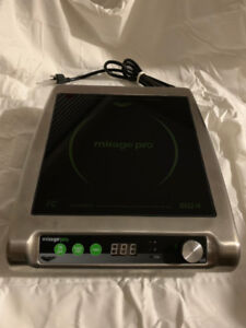 Vollrath 59500p Mirage Pro 1800w Countertop Induction Range
