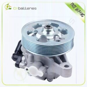 New Power Steering Pump For 2008 2009 2010 2011 2012 Honda Accord 2 4l 21 5495