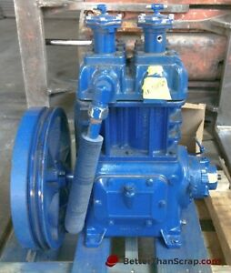 Quincy Gas 2 Stage Compressor