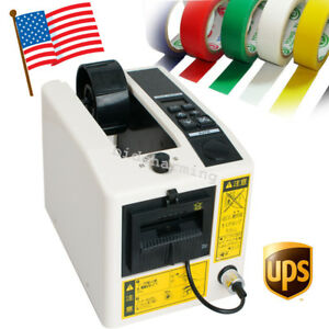 Usa 3 Digit Led Automatic Tape Dispensers Adhesive Tape Cutter Packaging Machine