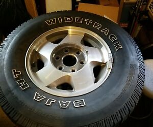 4 Widetrack Baja Ht P265 70r16 Tires And Rims For Sale