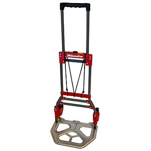 Gleason Industrial Prd Folding Hand Truck 150 lb Capacity 73777