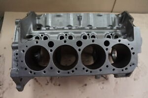 1970 Chevrolet 350 Sbc Engine Block 3970010 K 24 9 Standard 250 Hp Rf5