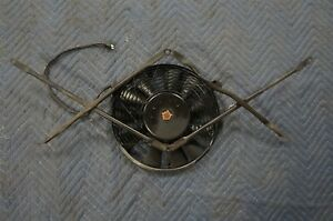 1985 Mercedes Benz 380 Sl Electric Radiator Cooling Fan And Bracket