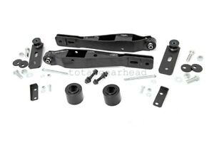 2010 2017 Jeep Patriot 4wd 2 Rough Country Suspension Lift Kit 66501