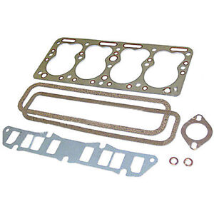 840022m91 New Cylinder Head Gasket Set For Massey Harris 20 22 30 81 82 V Vc