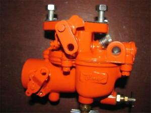 Allis Chalmers Tractor Carburetor Wc Wd Wf New Zenith Made In Usa Factory Carb
