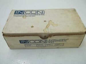 Incon Model 120 1 Programmable Position Monitor used