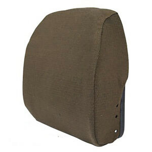 John Deere Brown Fabric Material Back Rest Cushion For Combines 4400 4420 6620