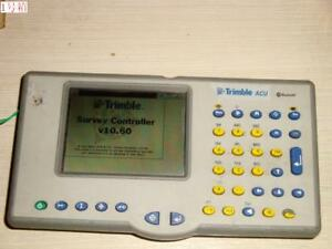 Sound And Touch Screen Fault No Response Trimble Acu 571 225 500 Survey Controll