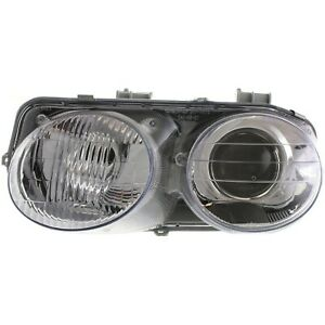 Headlight For 98 99 2000 2001 Acura Integra Gs Ls Gs r Type R Models Left