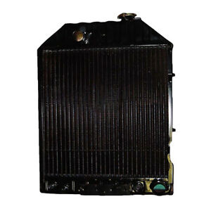 Radiator Fits Ford New Holland Tractor E0nn8005gc15m 5110 5600 5610 6410 6600