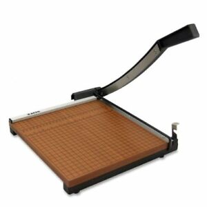 X acto Commercial Grade 12 X 12 inch Square Guillotine Paper Cutter 26612 Arts