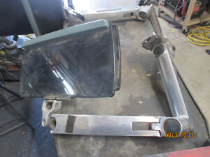 Used Ergotron 45 354 026 Sit stand Wall Keyboard Arm