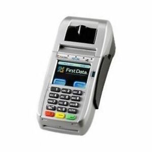 First Data Fd130 With Internal Pin Pad Emv Wifi