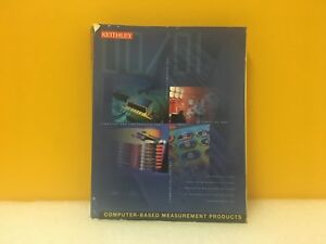 Keithley 2000 2001 Full Line Product Catalog