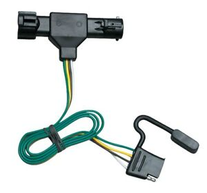 Trailer Wiring Harness Kit For 86 92 Ford Ranger All Styles Plug Play T one