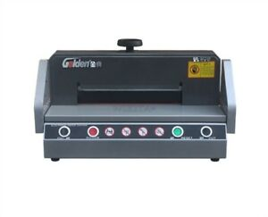 330mm Electric New Paper Cutting Machine A4 Paper Cutter Desktop Automatic Yi