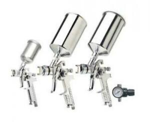 Titan Hvlp Spray Gun 4pc Kit