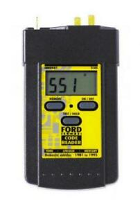 Innova Electronics Corporation Ford Obd1 Code Reader Digital