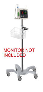 Rolling Stand For Philips Suresigns Vsi vs2 Vs2 Monitor big Wheel