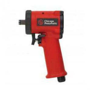 Chicago Pneumatic Tool Company Llc Impact Wr 1 2in Stubby 450 Ft Lbs