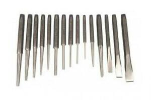 Astro Pneumatic Tool Co Punch Chisel 16pc Set