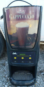 Wilbur Curtis Pcgt3 Hot Chocolate Cappuccino Machine Powder Dispenser Drink G3