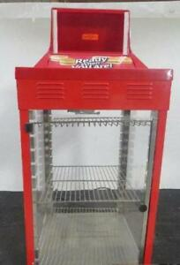 Wisco 690 25 Food Warmer Cabinet Case Food Warming Oven Pizza Hot Display Lpuo