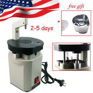 Us Ship Dental Laser Pindex Drill Driller Machine Pin System Duplicating Flasks