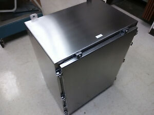 Stainless Steel 30 x24 x16 Enclosure Junction Box