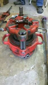 Ridgid Pipe Thredder Model Number 141 2 x4 Comes With Driveshaft