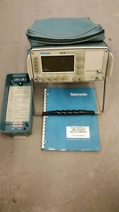 Tektronix 1503b Metallic Tdr Time Domain Reflectometer Cable Tester