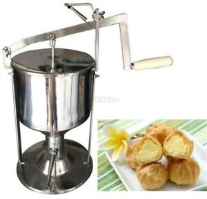 Jelly Filling New 4l Kitchen Tool Cooking Manual Donut Filler Cream Filled Nk